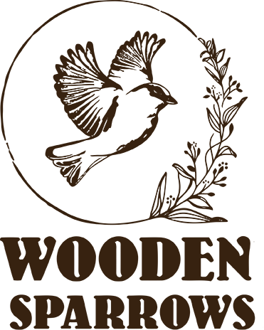 Wooden Sparrows - Handcrafted things for the home.